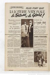 Ciné-mondial, 1941